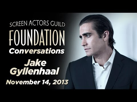 Jake Gyllenhaal - Career Q&A with Jake Gyllenhaal. Moderated by Jenelle Riley, Variety.