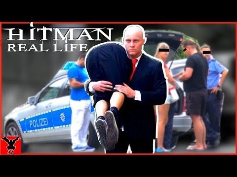 Hitman in real life