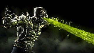 Mortal Kombat 10 | Reptile Gameplay Trailer (2015) | Mortal Kombat X Fatalities Game HD