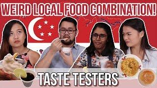 Video WEIRD LOCAL FOOD COMBINATIONS | Taste Testers | EP 27 MP3, 3GP, MP4, WEBM, AVI, FLV Desember 2018
