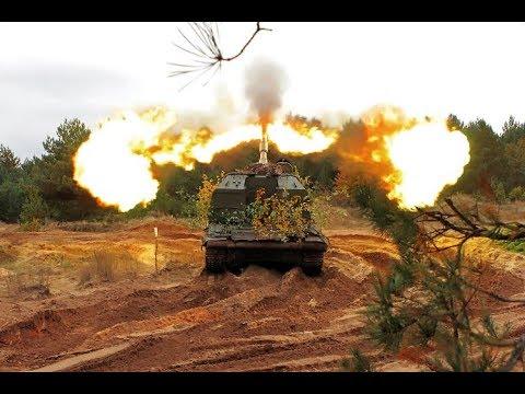 Вітаємо з Днем ракетних військ і артилерії!