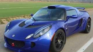 2008 Lotus Exige S240 For Sale $59,000