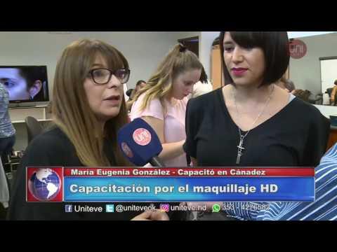 Capacitación sobre maquillaje HD