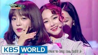 gugudan - A Girl Like Me | 구구단 - 나 같은 애 [Music Bank / 2017.03.31]