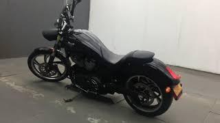 1. 2014 Victory Motorcycles Vegas 8-Ball Gloss Black