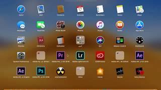 Mojave Macbook Pro 2015 Load Test