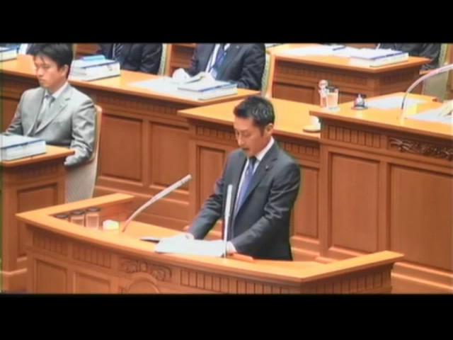 H28 11 15 大阪市会本会議 一般決算議決