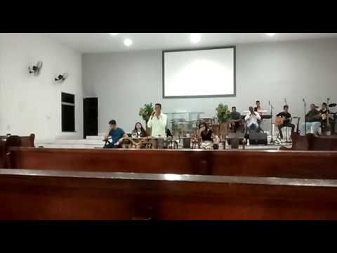 Deus Quer Te Envolver Em Seus Mistérios | Culto De Jovens Na AD NAÇÃO MADUREIRA em Augustinopolis-TO