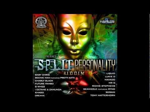 Split Personality Riddim Mix By Leíllo