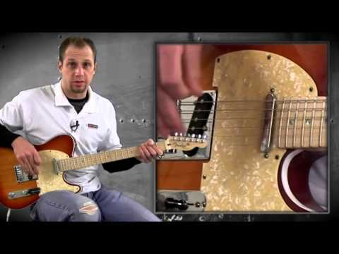 Electric Guitar 101: 4.2 String name review
