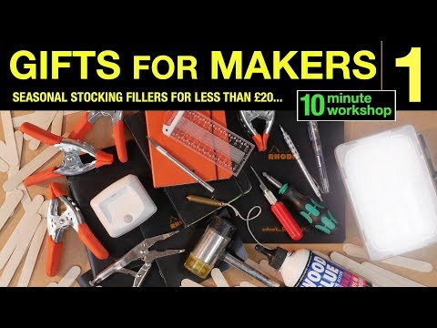 Gifts For Makers P1 Video 247