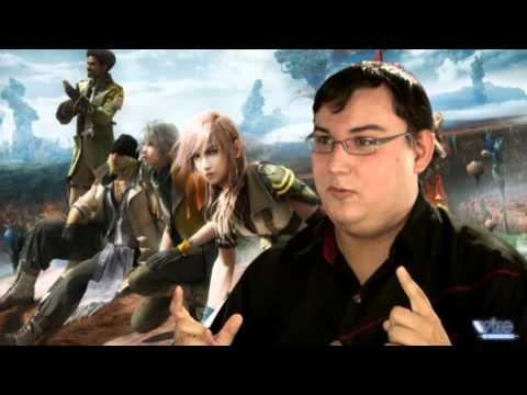 Мнение о Final Fantasy 13