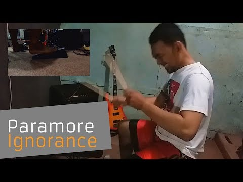Paramore - Ignorance | Yamaha DD75 Tommy Drum Cover