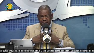 Julio Martinez Pozo comenta decisión jueza Giselle Naranjo demanda que interpuso Ricardo Ripoll