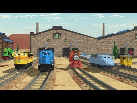 Train - Join the amazing number adventure at the train factory with Shawn and Team where the main character is YOU - the viewer! After arriving at the factory Shawn ...