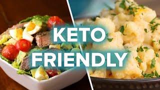 Keto-Friendly Weekday Dinner Recipes • Tasty by Tasty
