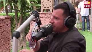 Michael Youn dans le Morning de Momo au Marrakech du Rire 2015 sur HIT RADIO