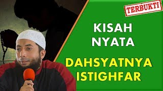 Video KISAH NYATA Dahsyatnya Istighfar - Ustadz Khalid Basalamah MP3, 3GP, MP4, WEBM, AVI, FLV Juni 2019