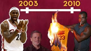 Video Timeline of How the Cavaliers lost LeBron James. Part 1 MP3, 3GP, MP4, WEBM, AVI, FLV Desember 2018
