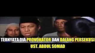 Video PROVOKATOR DAN DALANG PERSEKUSI UST. ABDUL SOMAD MP3, 3GP, MP4, WEBM, AVI, FLV April 2019