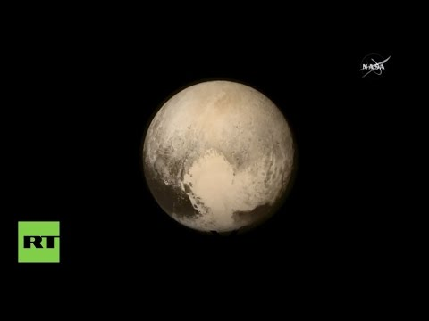 LIVE: NASA to hold briefing on New Horizons journey to Pluto