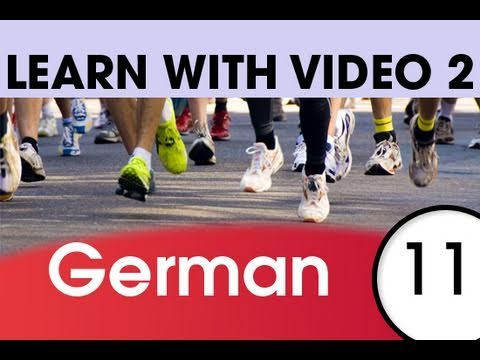 Learn German with Video – Learning Through Opposites 1