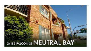 2/185 Falcon St - The Property Lab - NSW
