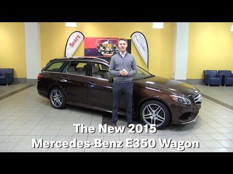The New 2015 Mercedes Benz E350 Wagon E-Class Minneapolis Minnetonka Wayzata MN