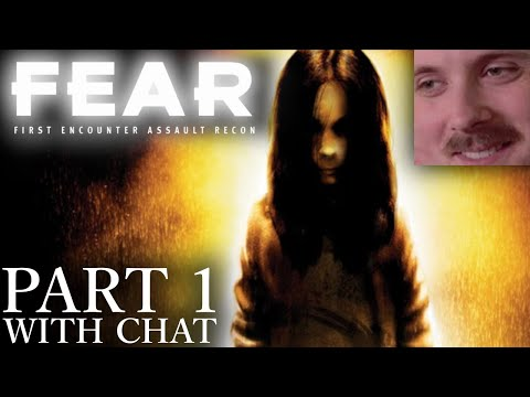 Forsen Plays: F.E.A.R. | Part 1 (with Chat)