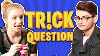 Video TRICK QUESTIONS!? (Smosh is Bored) MP3, 3GP, MP4, WEBM, AVI, FLV September 2018