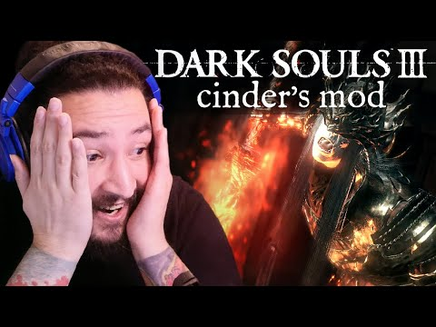 [ 9 ]   HOW AM I SUPPOSED TO BEAT THIS GUY • DARK SOULS 3: CINDER'S MOD + RANDOMIZER