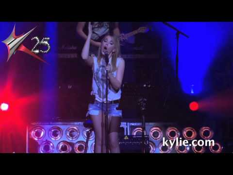 Kylie Minogue - Beat The Intro / Tightrope K25 August