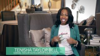 Tenisha Thanks Supporters: Announces 1st Ezekiel Taylor Scholarship
