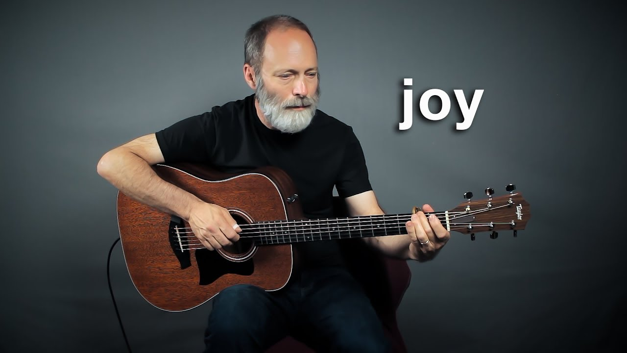 Acoustic Ambient Baritone Guitar of Joy!