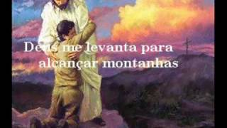 Deus Me Levanta - Marcelo Domingues