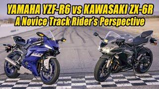 1. 2020 Yamaha YZF-R6 vs 2019 Kawasaki ZX-6R: A Novice Track Rider's Perspective
