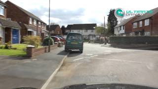 Farnborough United Kingdom  City pictures : Farnborough UK Driving Test Route - Video 4