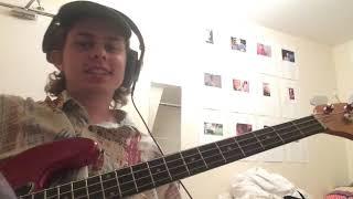 Mac DeMarco - Freaking Out The Neighbourhood bass tab/tutorial