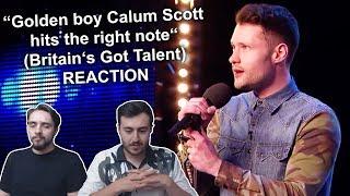 "Video ""Golden boy Calum Scott hits the right note"" REACTION (Britain's Got Talent) MP3, 3GP, MP4, WEBM, AVI, FLV Januari 2018"