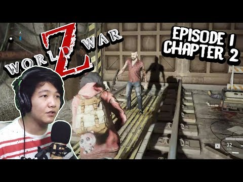 MASINIS RESE - World War Z - Episode 1 Chapter 2