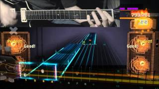 Rocksmith 2014 Avenged Sevenfold - Nightmare Lead Guitar Hard Score Attack 100%