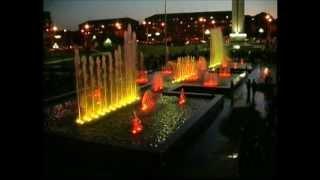 Танцующий фонтан г.Магнитогорск ИТК-ГРУПП .wmv