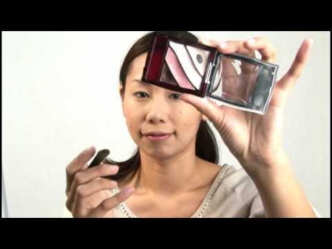 大人系 目ヂカラUPアイメイク アイメイク動画 Eye makeup tutorial