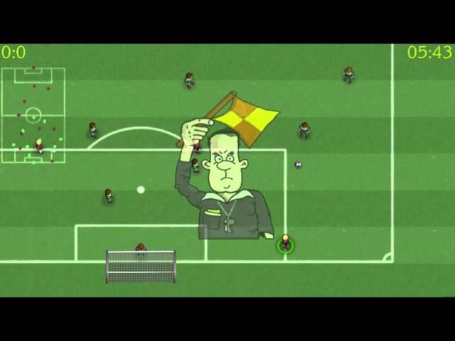 Видео к игре Cheery Soccer