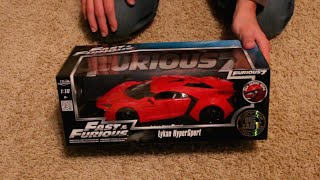 Nonton Unboxing - 1:18 Scale Jada Lykan Hypersport - Fast & Furious 7 Film Subtitle Indonesia Streaming Movie Download