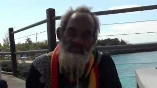 Interview With Elder Rasta Iyahv P2 At The 2013 Bob Marley Birthday Bash Press Launch Continue.wmv