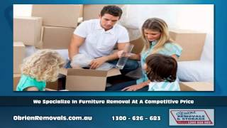 O'Brien Removals & Storage Mornington Peninsula