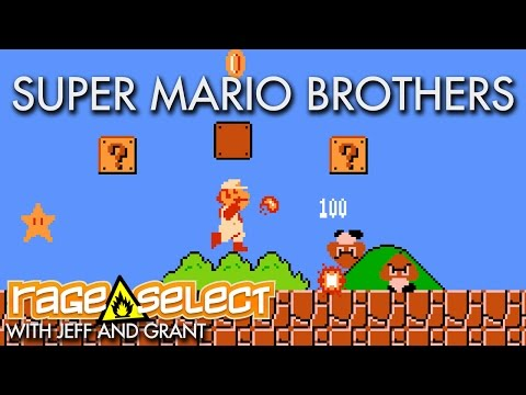 The Academy with Grant and Jeff – Super Mario Brothers