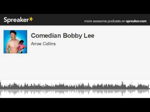 Comedian Bobby Lee (made with Spreaker)