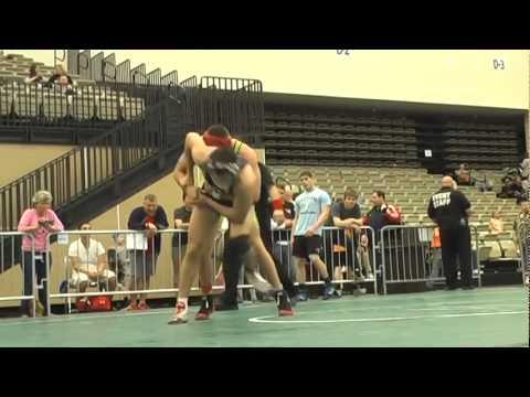 162 lbs Francisco Colom vs Shaun Gillen
